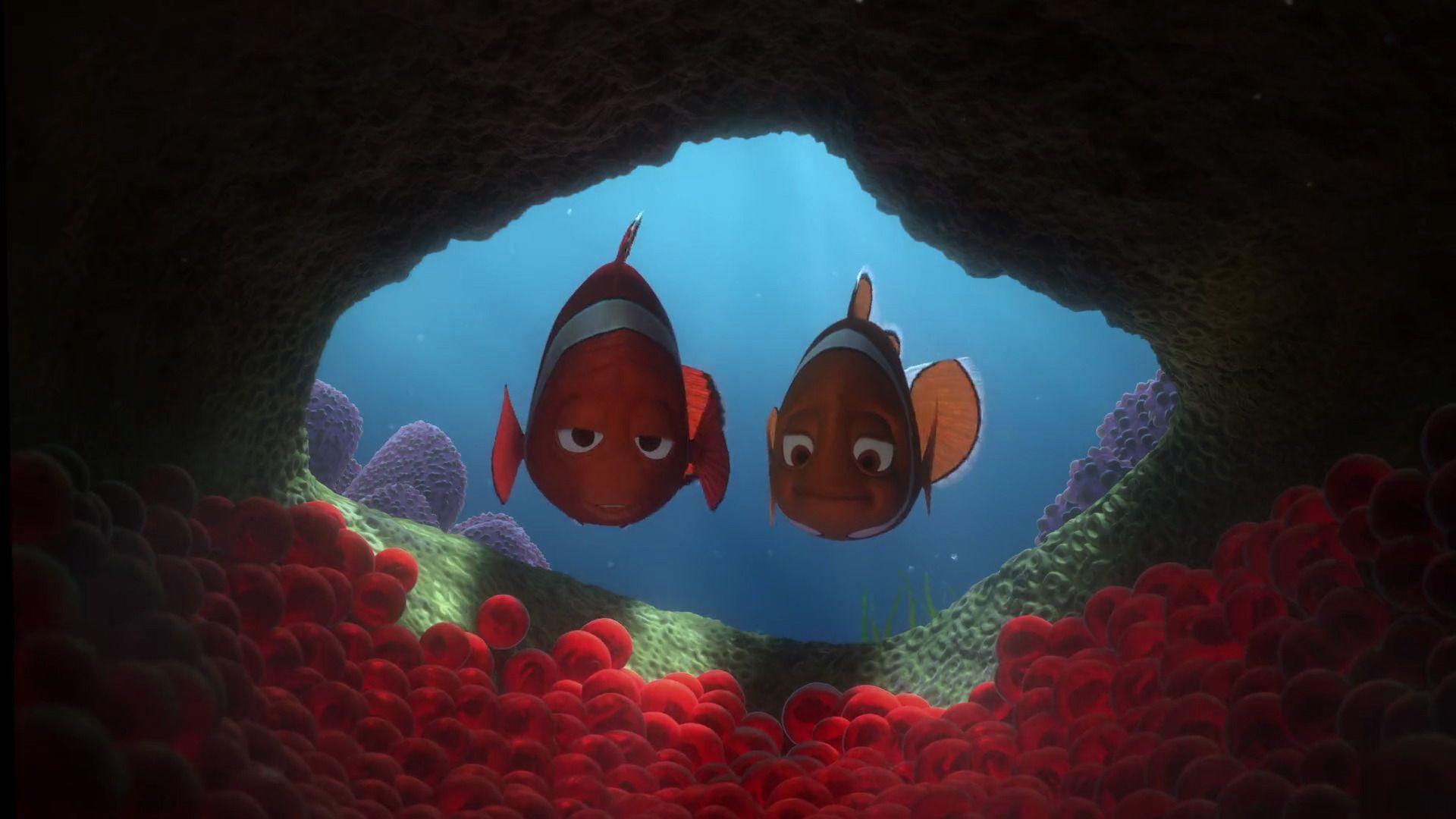 Finding Nemo Disney Walt Disney Movies Fish Animation: Screencap Gallery For Finding Nemo (2003) (1080p Bluray