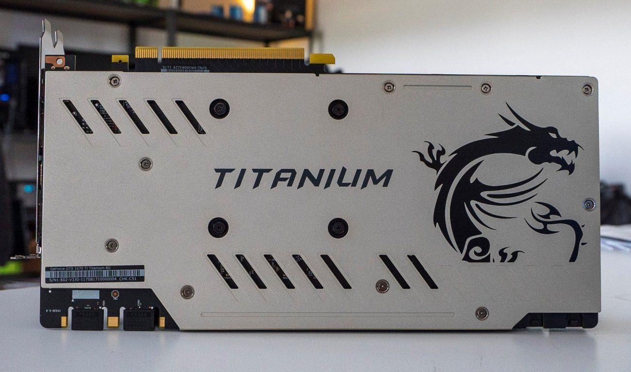 Msi S New Geforce Gtx 1070 Ti Titanium Gaming Unboxed Unboxing Graphic Card Msi
