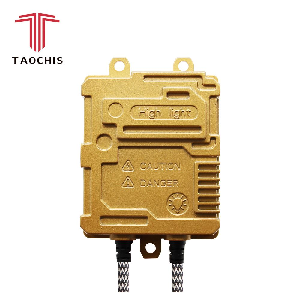 Taochis 12V head lamps fog lamp projector lens decoder