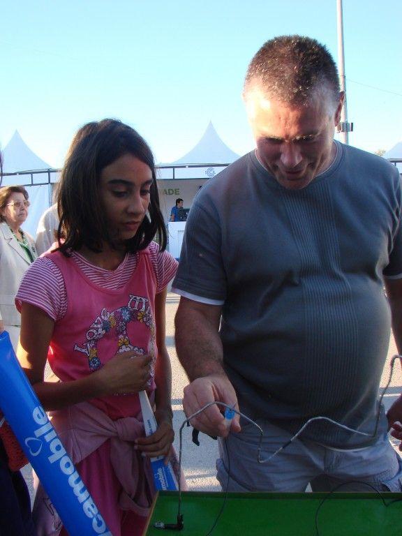 Feira de Sant'iago 2013 – 28Jul – A química e ambiente à luz da Arrábida