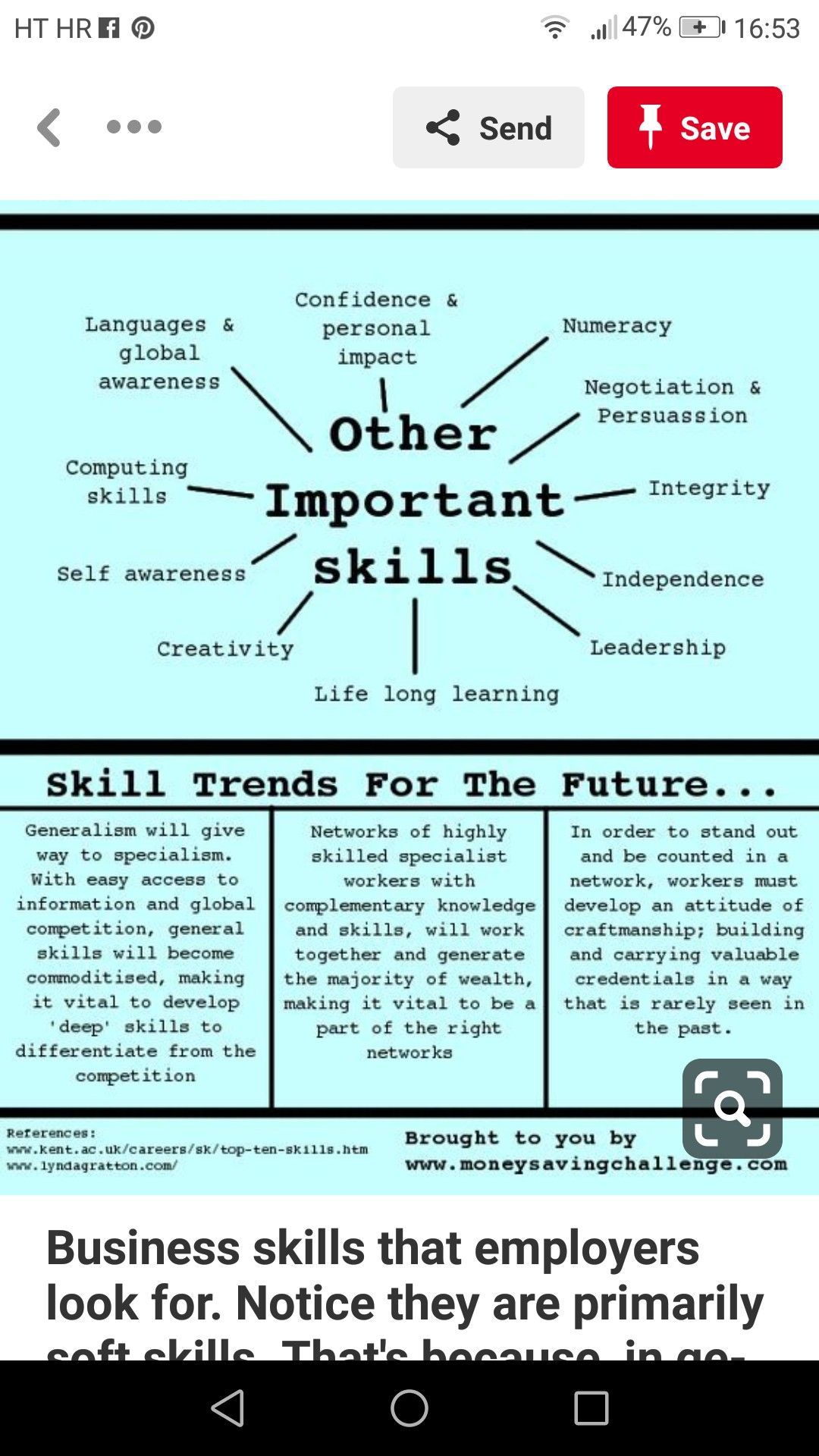 Pin by Tupay on Resume & CV Skills to learn, Interview