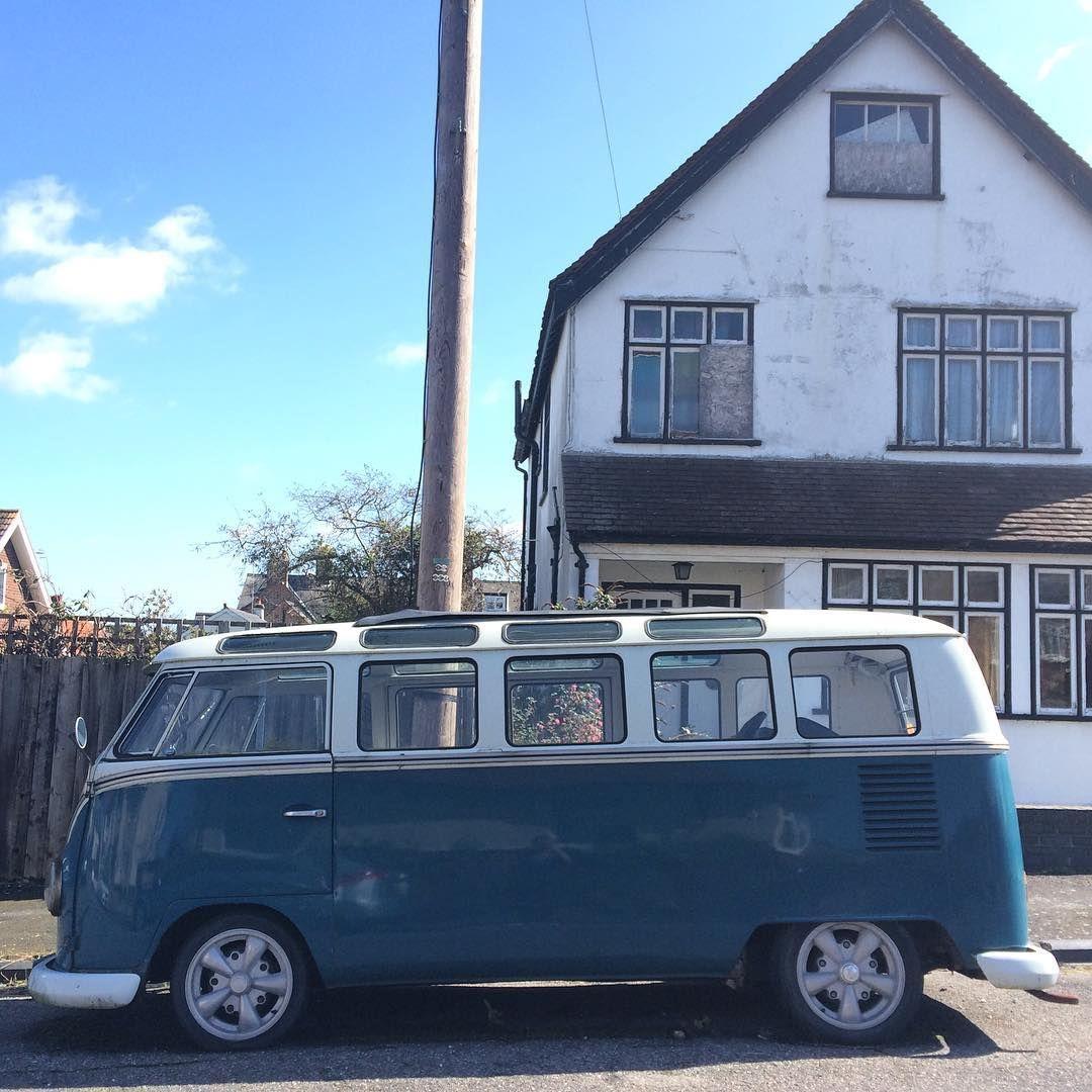 VW Campervan #vw