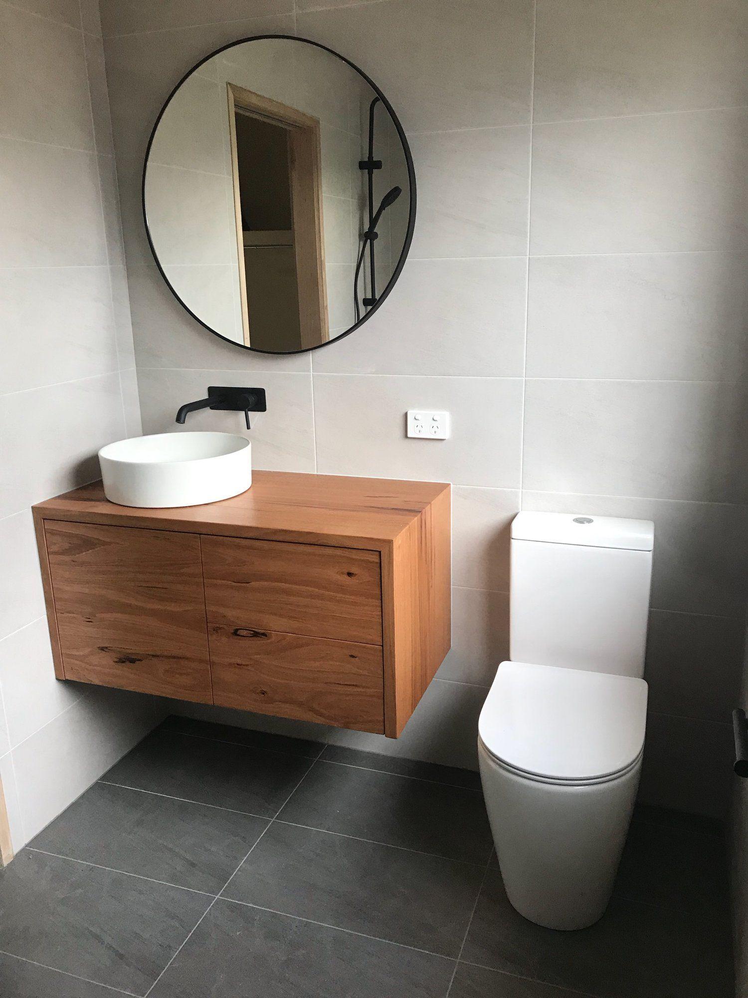 Photo of Bathroom — Quality Hardwood Furniture