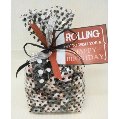 Rolling by to wish you a Happy Birthday! With 1 lb of ...