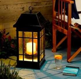 Smart Solar Estate Solar Lantern