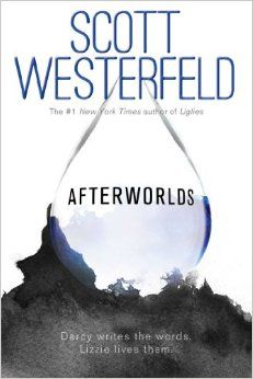 Afterworlds by Scott Westerfeld comes out September 23, 2014