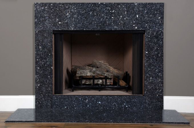 Http Www Mantelcraft Com Fireplace Facing Systems Blue Pearl