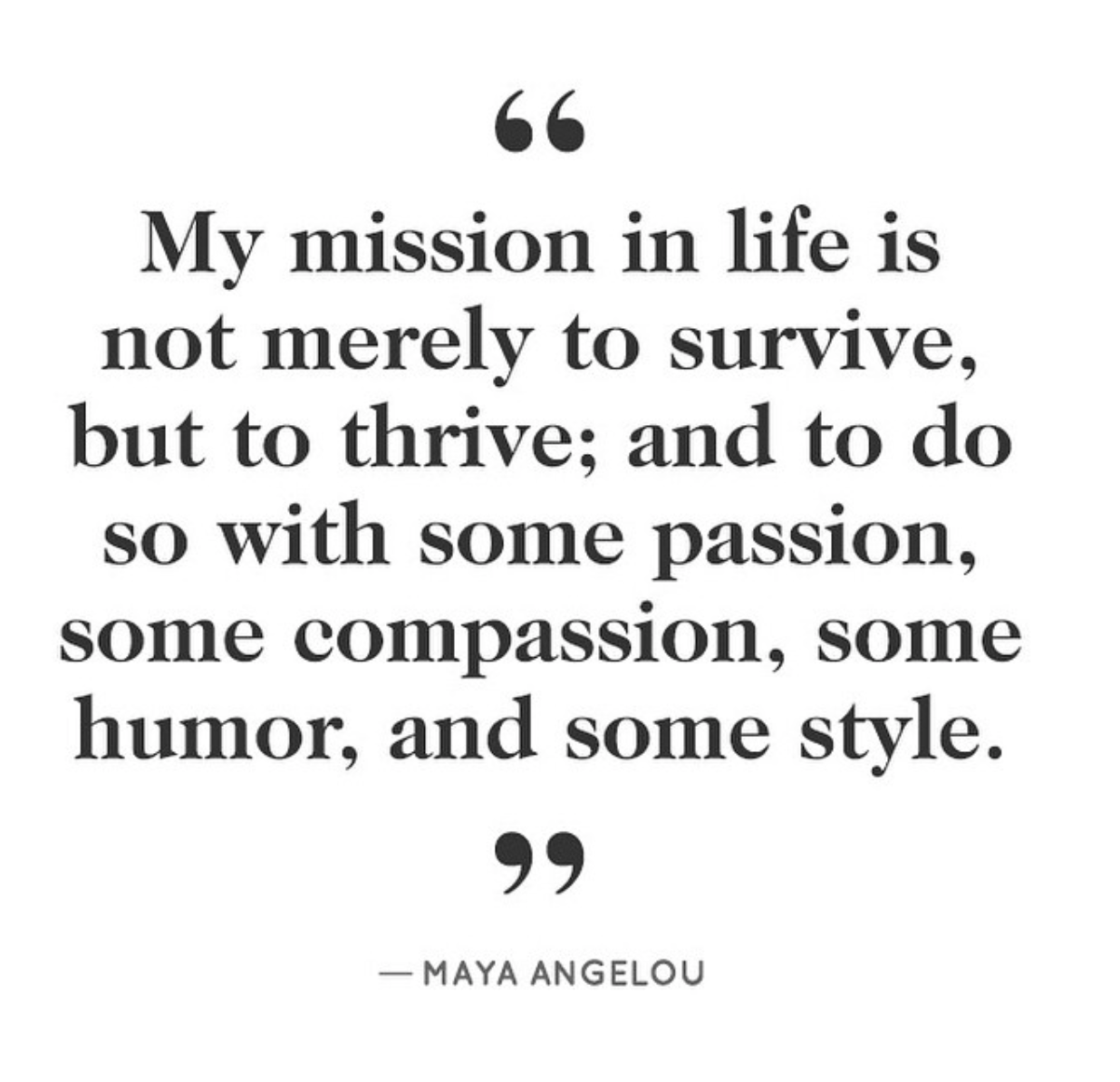 Inspirational Maya Angelou Quotes Life Lessons | Best life ...