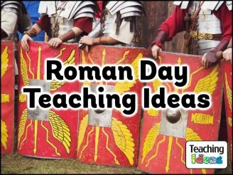 Teaching Ideas for a Roman themed Day!   Ancient rome kids ...