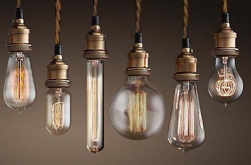 antik messing h ngelampe mit edison nostalgie 40w gl hbirne lampen gl hbirnen lampe lampen. Black Bedroom Furniture Sets. Home Design Ideas