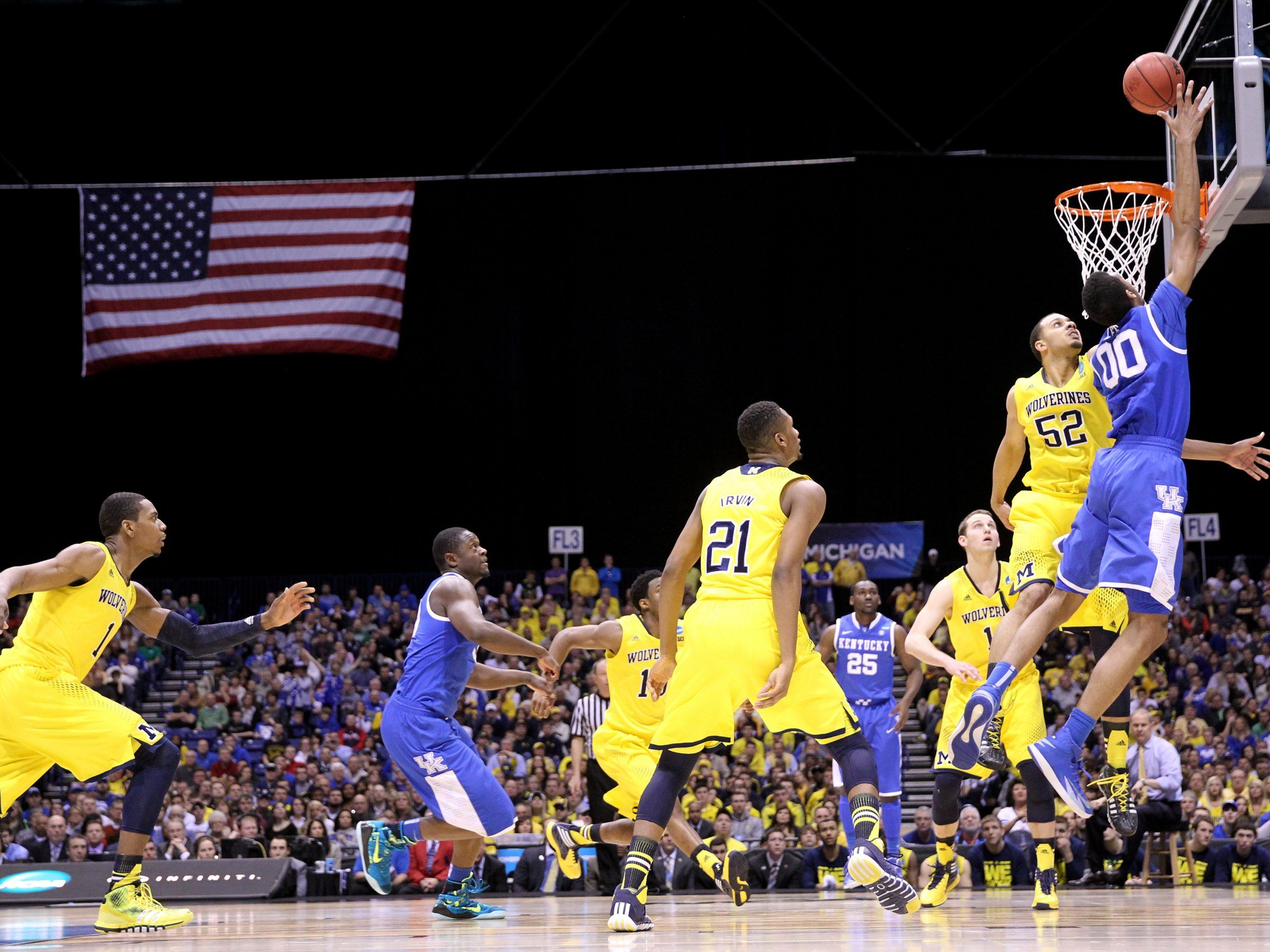 You can watch every game of March Madness absolutely free