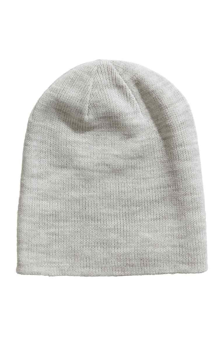 Bonnet en maille | H&M