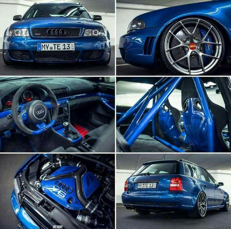 Audo RS4 B5 Avant   - Audi -