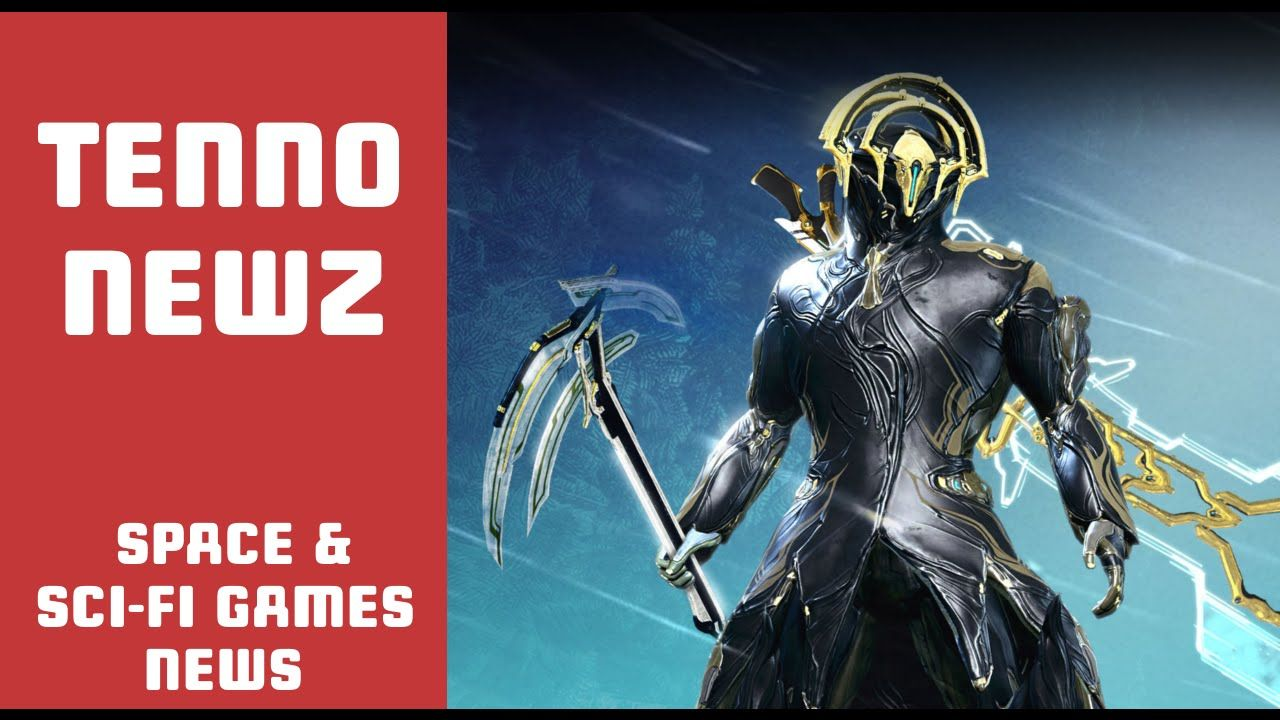 Warframe Tenno Newz - Frost Prime Vault Update   Space Games