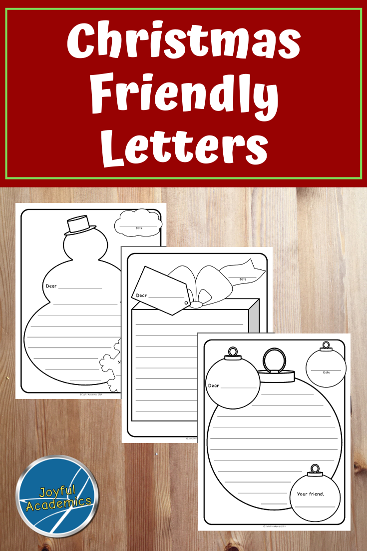 Christmas Friendly Letter Templates And Writing Paper Friendly Letter Writing Friendly Letter Writing Paper [ 1102 x 735 Pixel ]