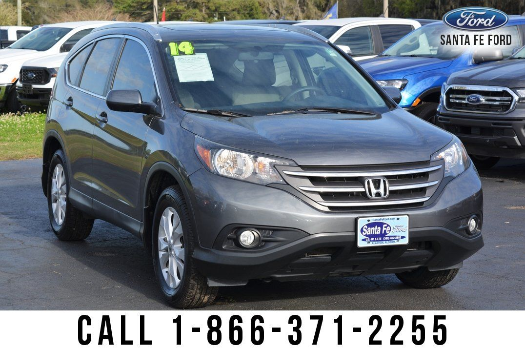 Used 2014 Honda Cr V Ex Suv For Sale Gainesville Fl 39729d Suv For Sale Honda Honda Crv