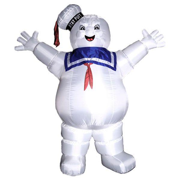 Stay Puft Marshmallow Inflatable \u003c FrightCatalog Halloween