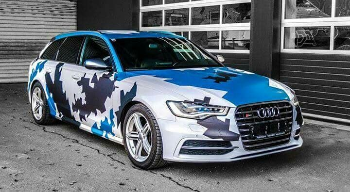 Pin By Promo Cars On Camo Cars Wrap Audi Cars Audi Allroad