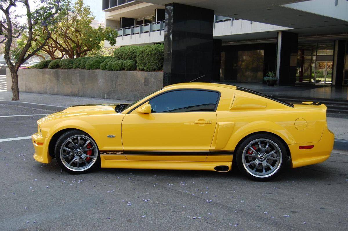 2008 Mustang Gt Tjaarda 550r Mustang Gt Mustang Shelby Cobra