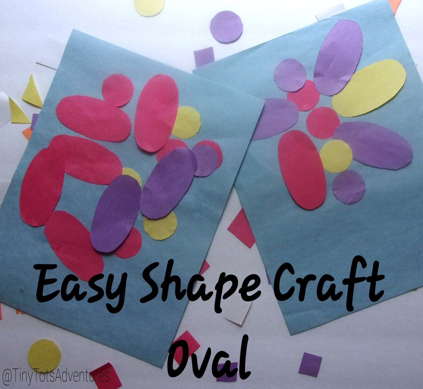 Shape Craft Oval