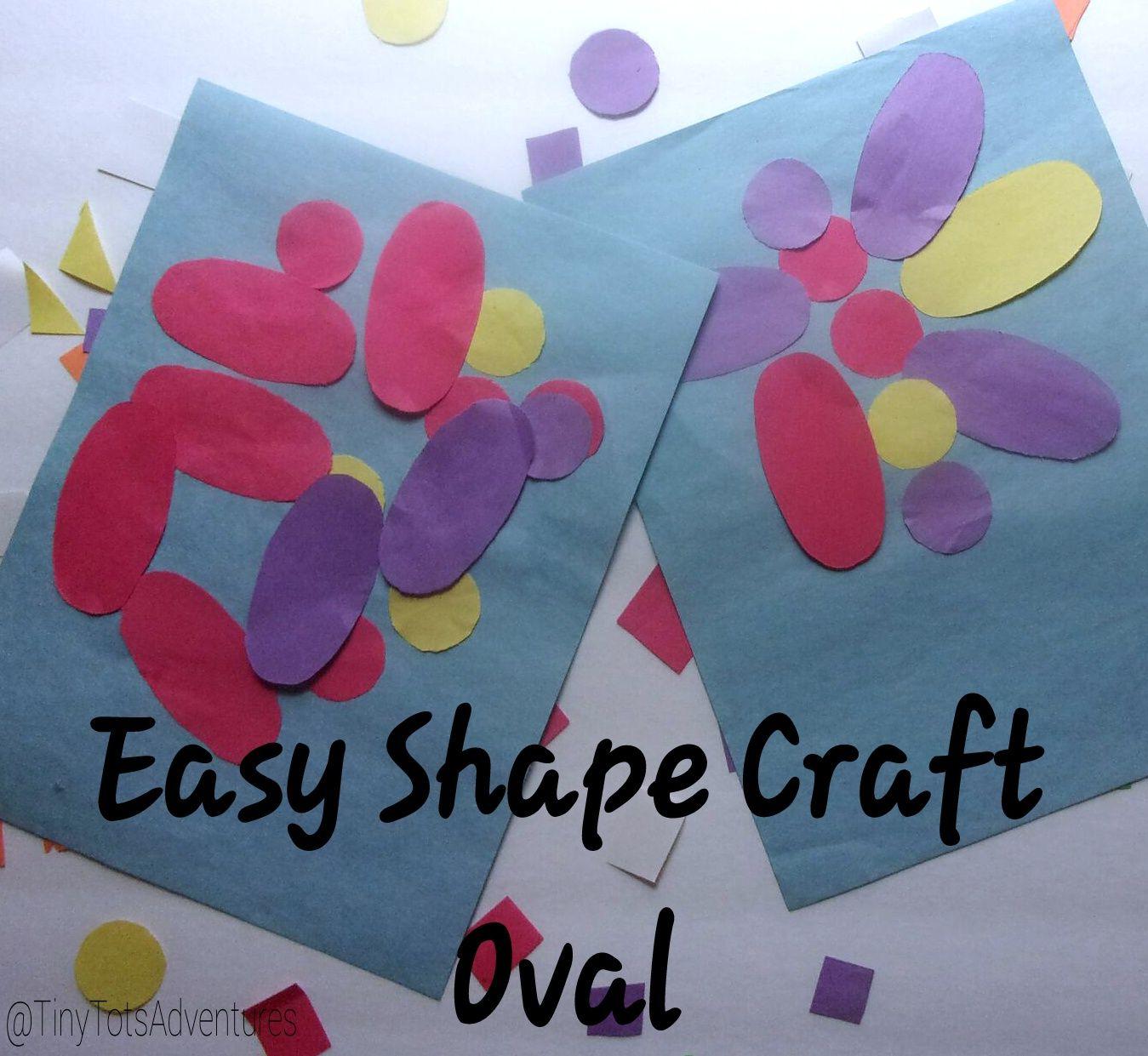 Shape Craft Oval