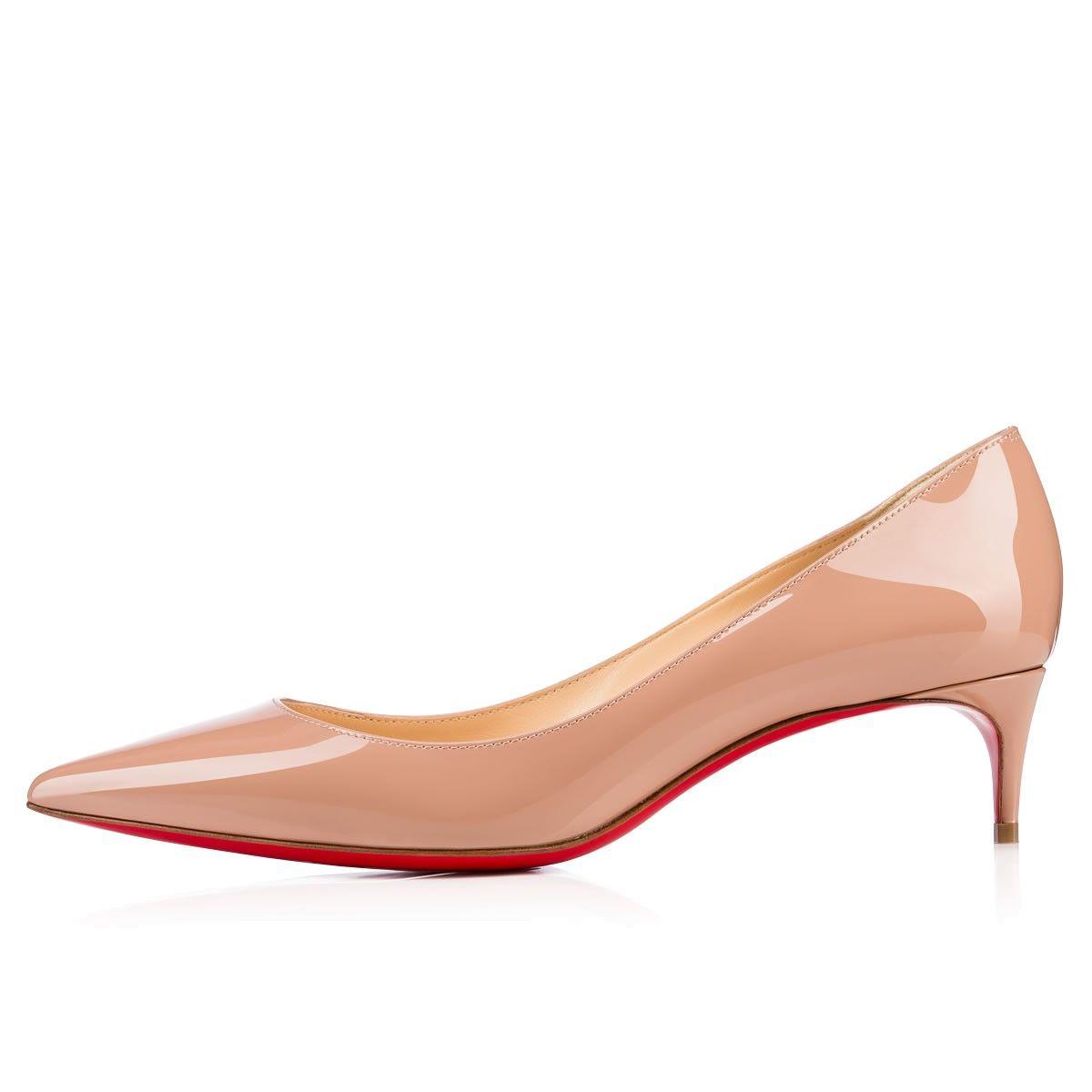 Woman shoes - Decollete 554 Varnish - Christian Louboutin