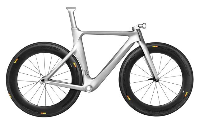 London Bike Show Preview Neil Pryde S New Time Trial Bike Road