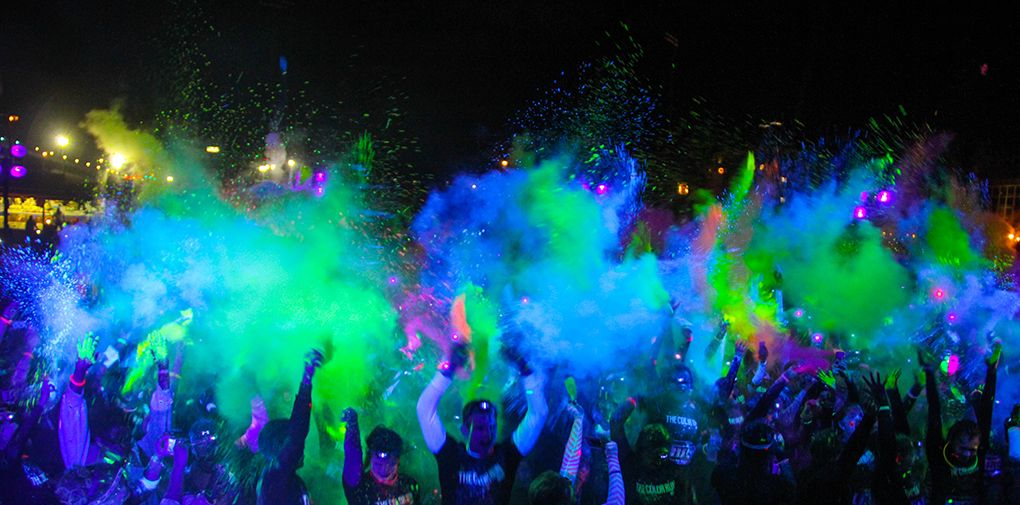 The color run events calendar check it out too