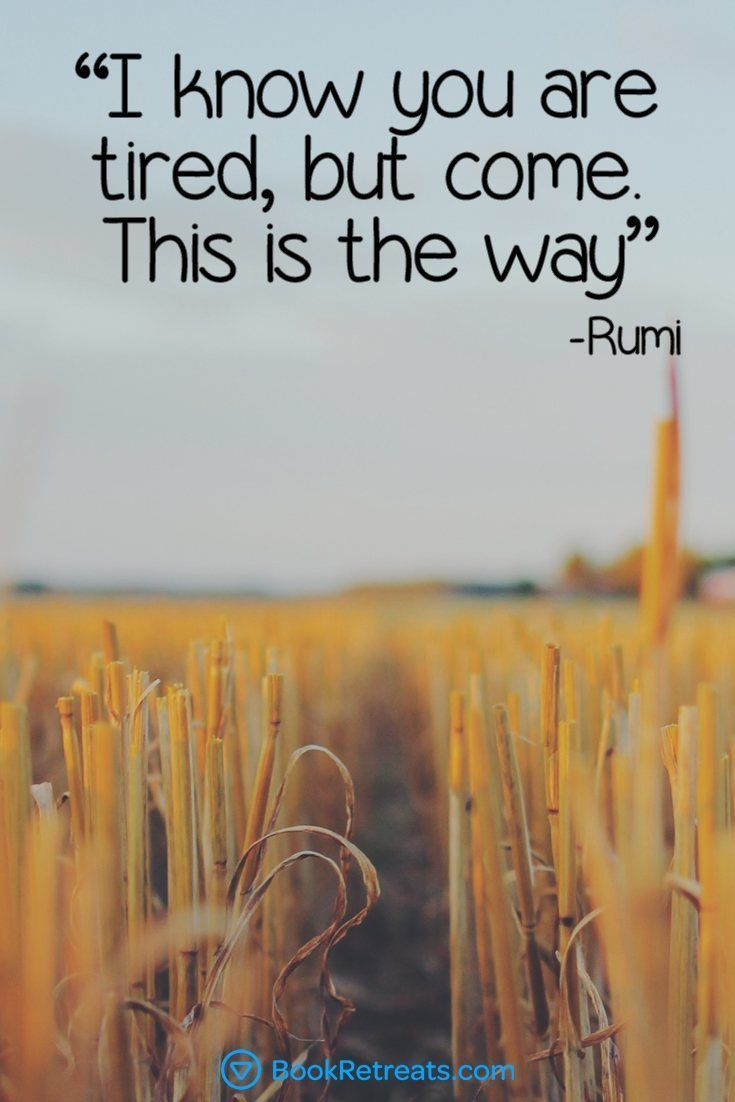 Rumi Quotes On Life 19 Eyeopening Rumi Quotes For Navigating The Maze Of Life  Well