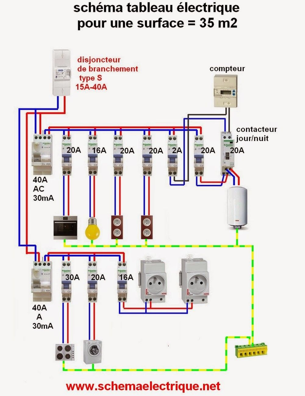 Epingle Par Edithson Fils Aima C Sur Electricite Maison Tableau Electrique Maison Plan Electrique Maison Schema Electrique Maison