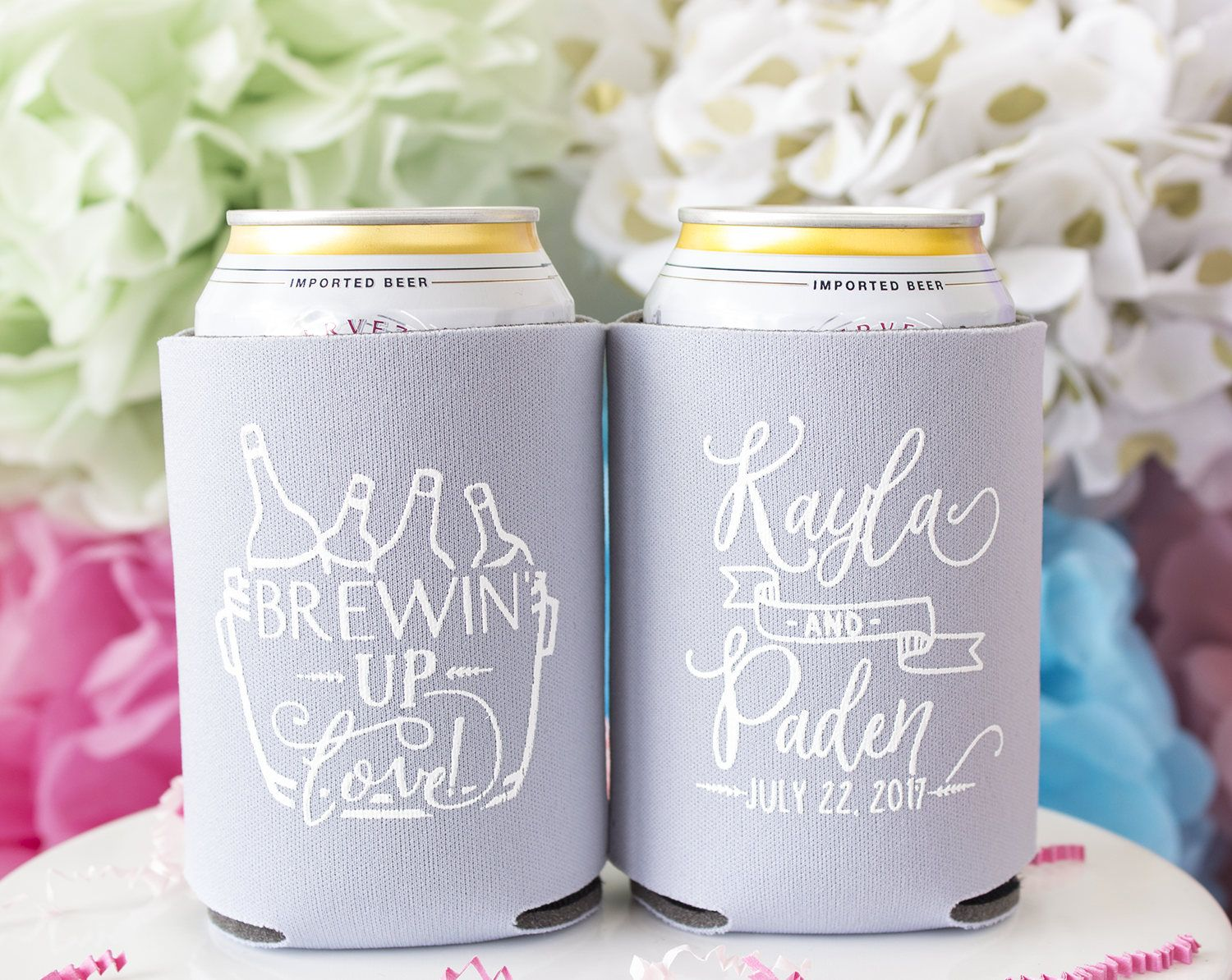 These wedding favors will come in handy during the reception! | Love ...