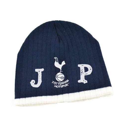 a75237e5788 Personalised Tottenham Hotspurs Hat   Knitted Tottenham Football