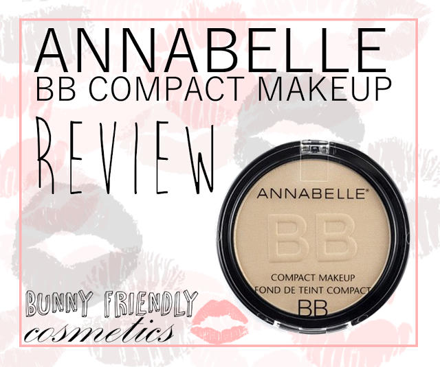 Annabelle BB Compact Makeup Review