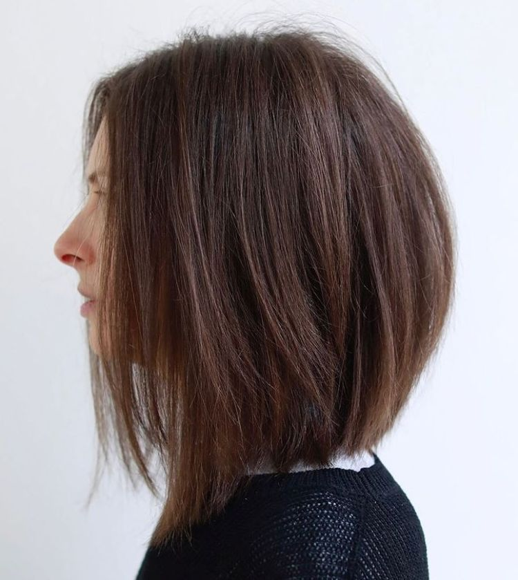 60 Inspiring Long Bob Hairstyles And Haircuts In 2019