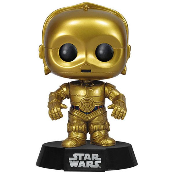 Funko Pop Star Wars C3po Bobble Head 13 Liked On