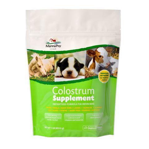 Manna Pro Colostrum Supplement 16 Oz Tractor Supply Co