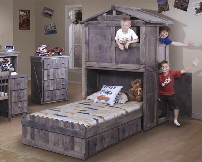 10 Appealing Fort Beds For Kids Pic Ideas Dining Table