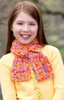 Funtastic Scarf Knitting Pattern Knit A Light Hearted