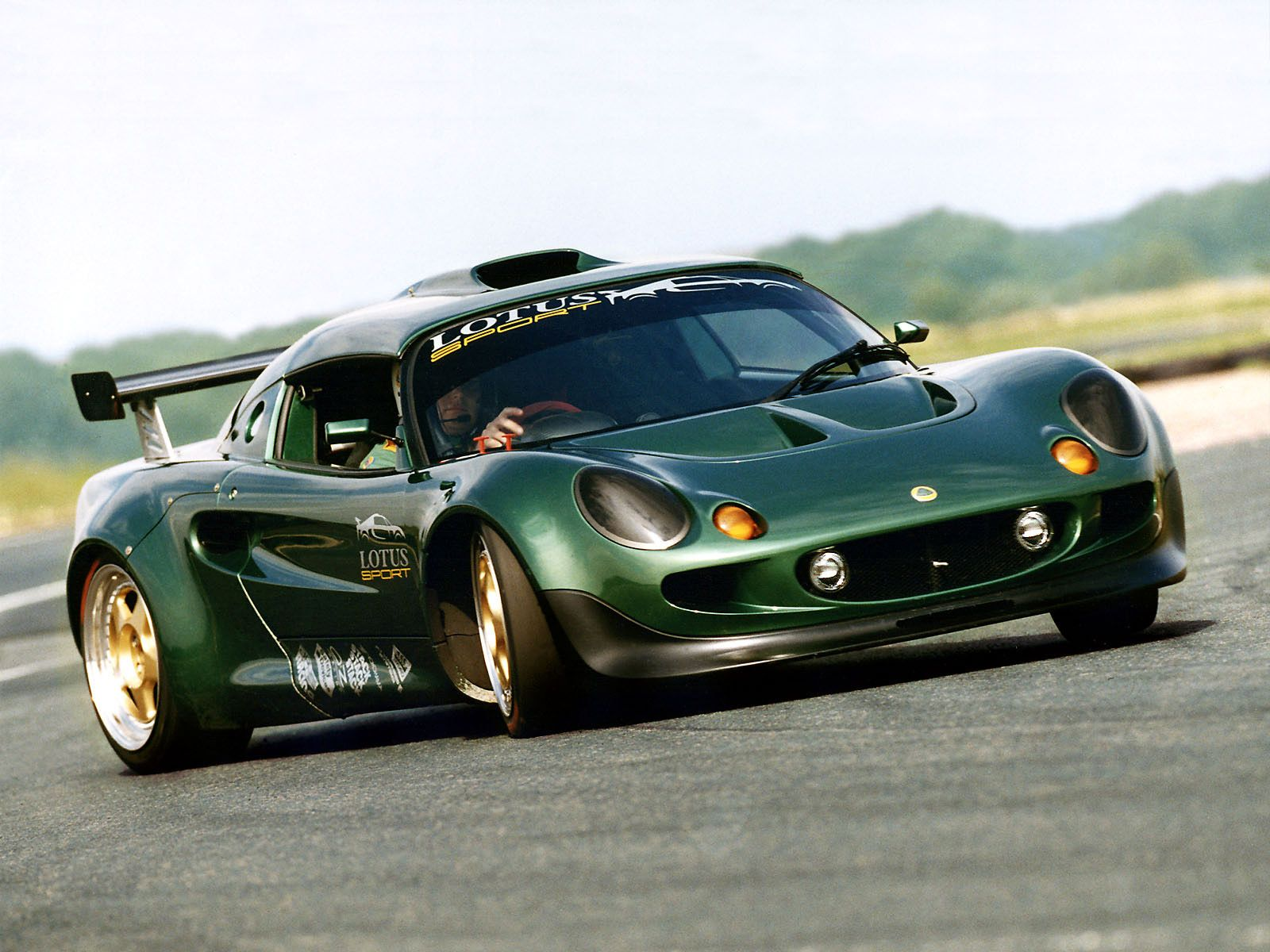 Lotus motorsport elise 2000 hd cars photos and wallpapers