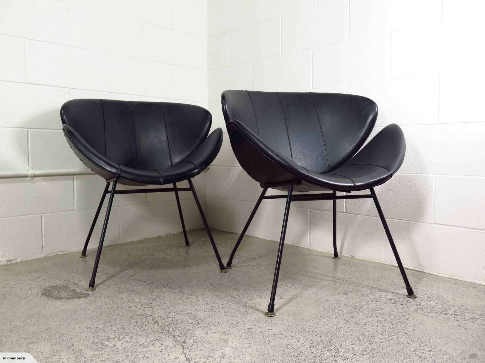 Lip Chair 1960 S Pair Of Danske Mobler Lip Chairs Trade Me House
