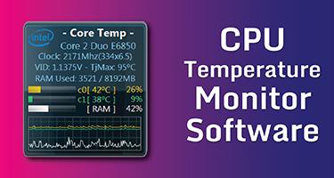 Monitor For Temperature