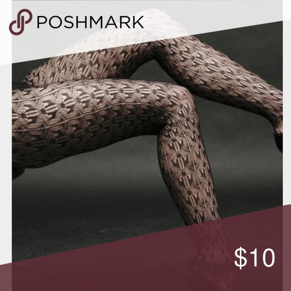 Fishnet hosiery pantyhose Brand new. One size. 88% Nylon 12% Spandex yelete Accessories Hosiery & Socks