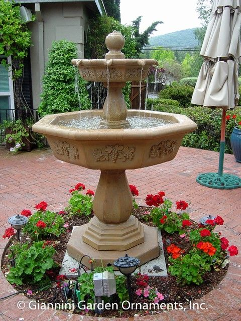 Cheap Outdoor Garden Fountains Ideas | This For All
