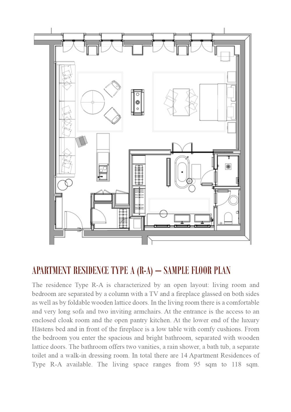 Chedi Andermatt Floorplans Chedi Andermatt Floor Plans Suma Luxury Realty In 2020 Floor Plans Apartment Floor Plans How To Plan