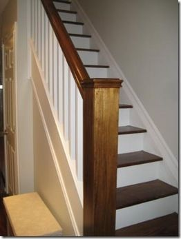 Best Refinish Stairs With Images Stairs Refinish Stairs 400 x 300