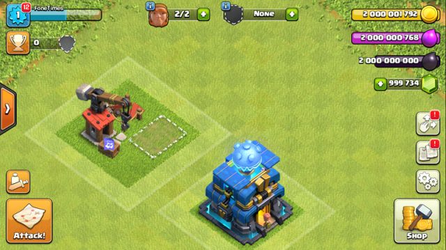 download clash of clans mod apk latest version for android