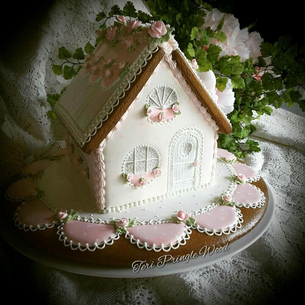 Pin En Casas De Gingerbread
