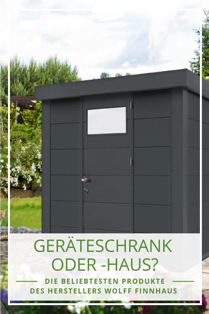 Geratehaus Aus Metall Mehr Stauraum Fur Ihre Gartengerate Gartenhaus Metall Gartenschrank Haus