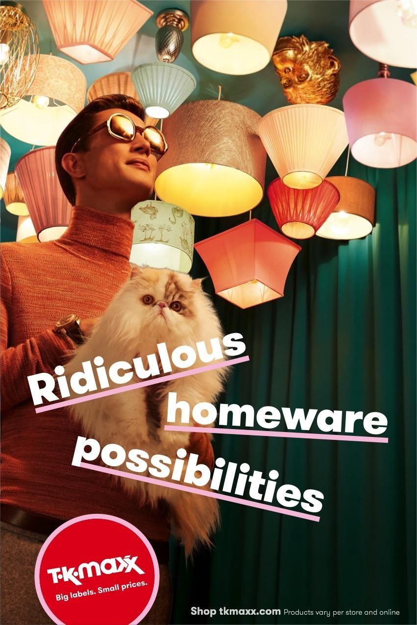 Tk Maxx Knitwear Homeware Fashion 2 Home Appliances Ad Of