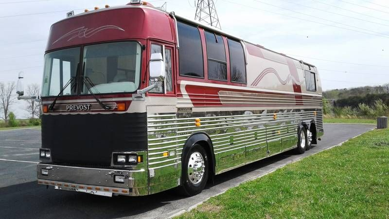 Prevost Bus Conversions Busses For Sale Buses For Sale Prevost